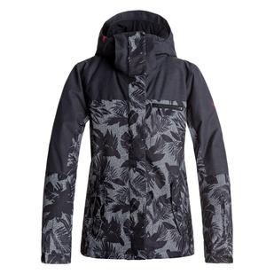 Jetty Block - Women's Hooded Jacket