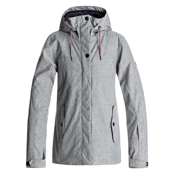 Billie - Women's Hooded Jacket