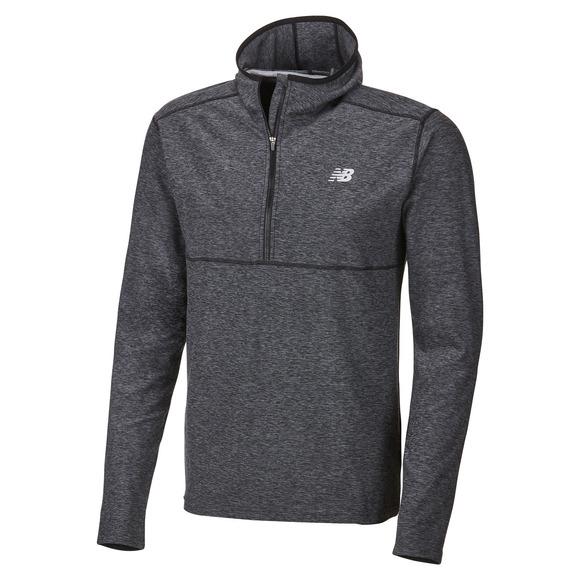 Spacedye - Men's Half-Zip Sweater