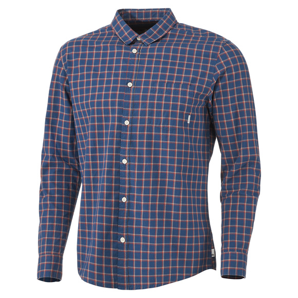 Everyday Check - Men's Long-Sleeved Shirt