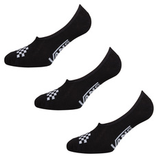 Basic Canoodle No Show (7 à 10) - Women's Ankle Socks (pack of 3 pairs)