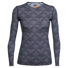 Oasis - Chandail de sous-vêtement en laine mérinos pour femme
