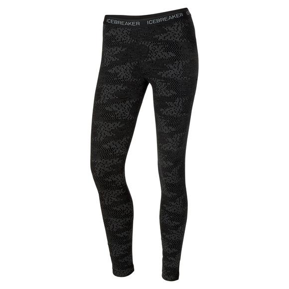 Vertex Flurry - Legging de sous-vêtement en laine mérinos pour femme