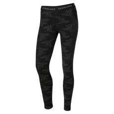 Vertex Flurry - Women's Merino Wool Baselayer Leggings