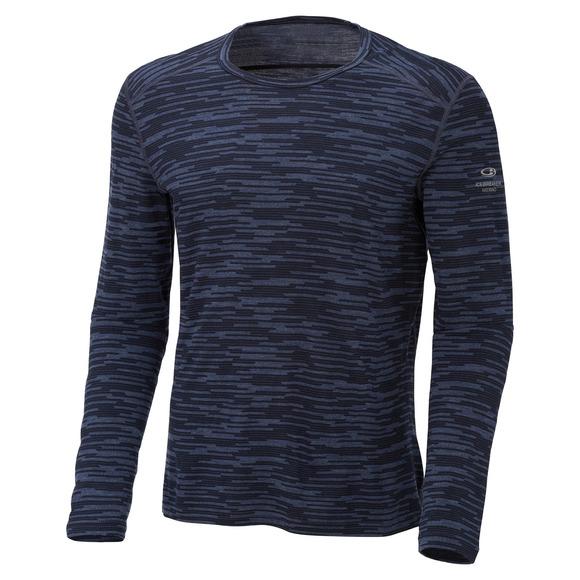 Oasis - Chandail de sous-vêtement en laine mérinos pour homme