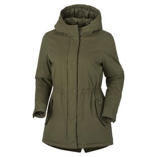 Addison II - Women's Hooded Winter Jacket