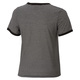 Striped OTW Ringer - T-shirt pour femme  - 1