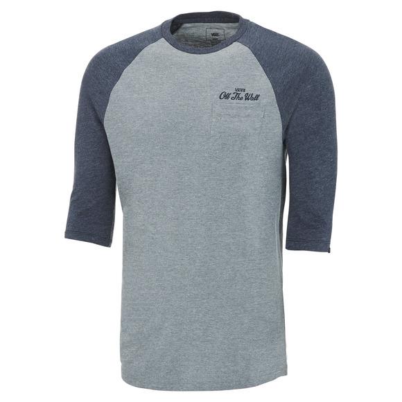 Original Lockup - Men's Long-Sleeved Shirt
