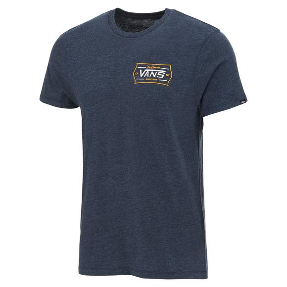 Workman's Crest - Men's T-Shirt