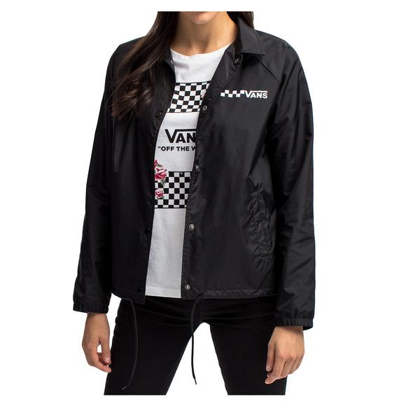 4ae9096ae44 VANS Thanks Coach - Women s Jacket