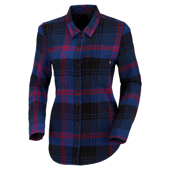 Meridian - Women's Flannel Shirt