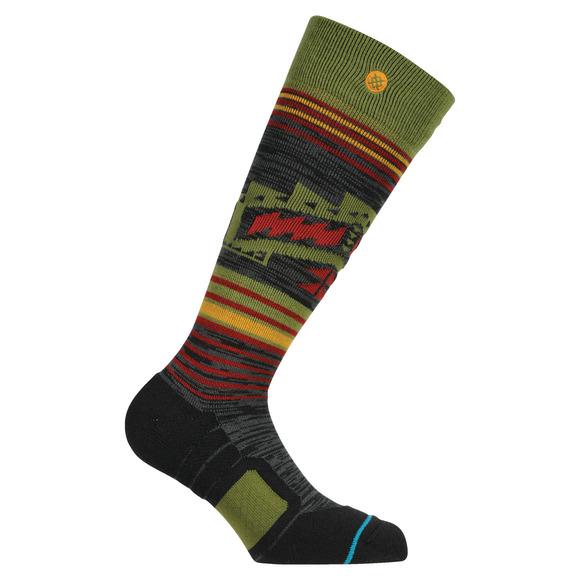 Smoke Shack - Men's Cushioned Ski Socks