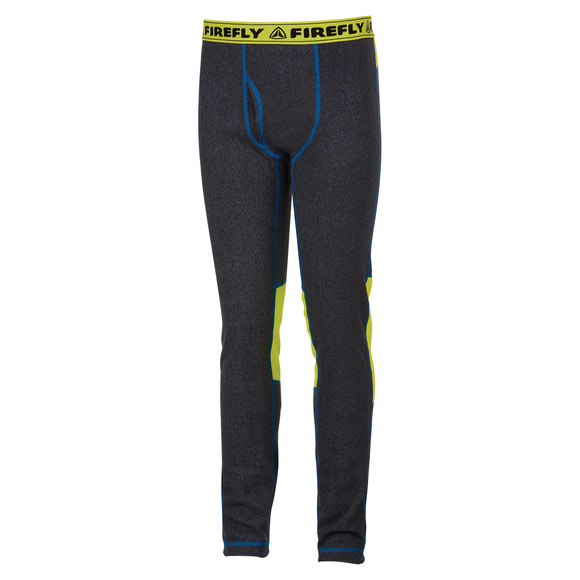 Colour Blocked Jr - Boys' Baselayer Pants