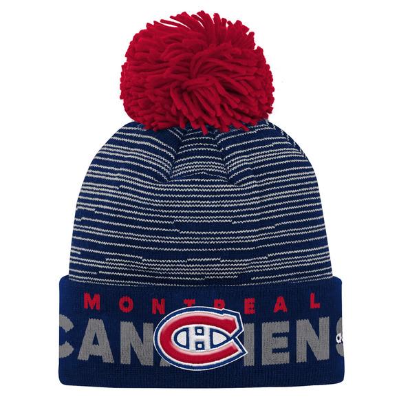 Cuffed Jr - Tuque avec pompon - Canadiens de Montréal
