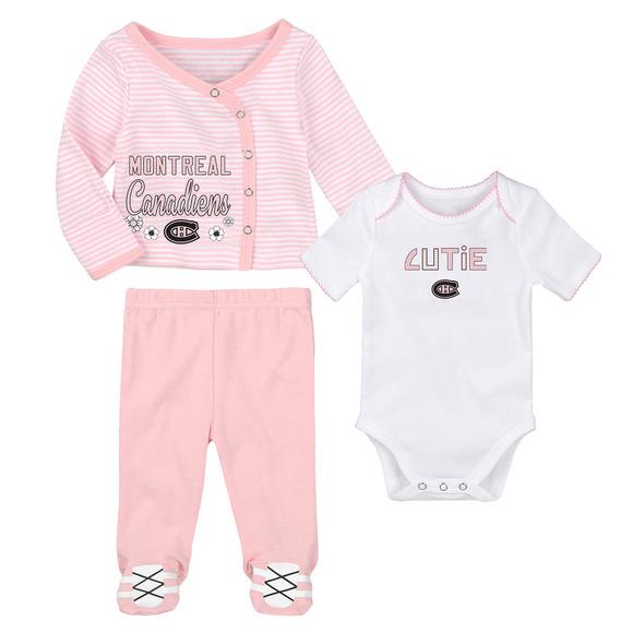 Team Cutie - Ensemble pour bébé