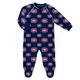 Team Print Raglan Zip - Pyjama pour bébé - 0