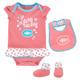 Pink Love Hockey - Ensemble pour bébé - 0