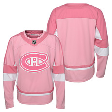Pink Fashion - Girls' Hockey Jersey
