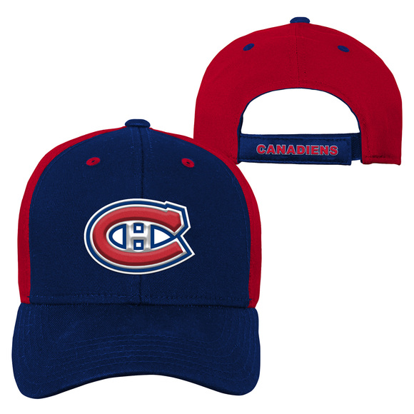 Colorblock Structured Jr - Casquette ajustable pour junior