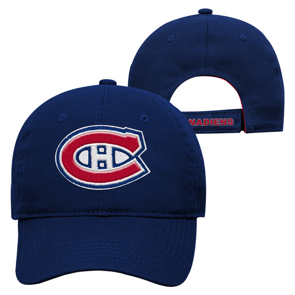 Basic Structured Jr - Casquette ajustable pour junior