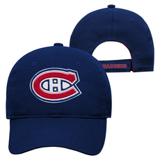 Basic Structured Jr - Junior Adjustable Cap