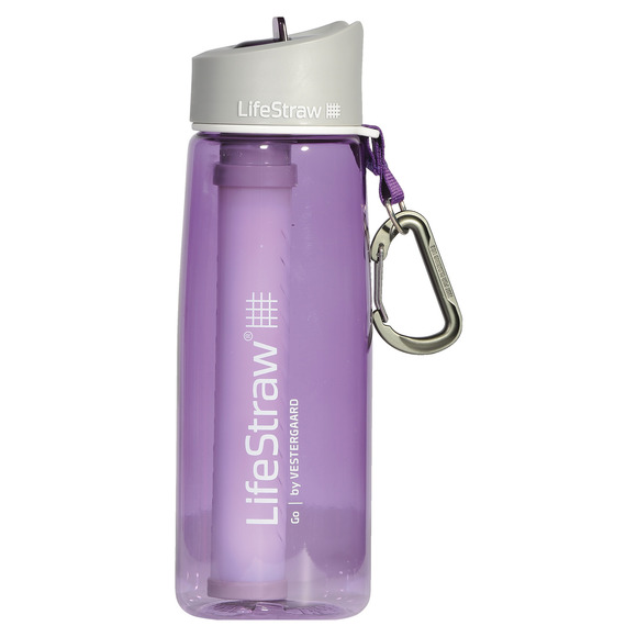 LifeStraw Go 2-Stage - Bottle With Water Filter