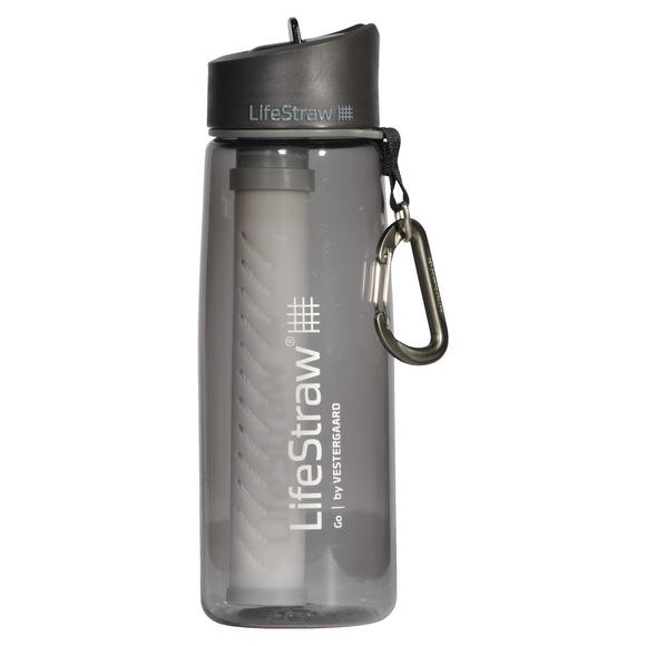 LifeStraw Go 2-Stage - Bouteille avec filtre à eau
