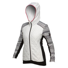 Myrene - Women's Quilted Full-Zip Hoodie