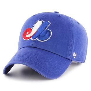 MLB Clean Up - Men's Adjustable Cap
