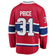 Breakaway (Home) Price - Men's Hockey Jersey - 1