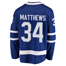 Breakaway (Home) Matthews - Men's Hockey Jersey