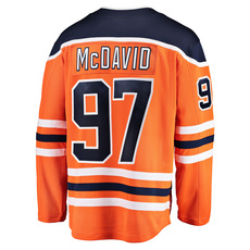 Breakaway (Home) McDavid - Men's Hockey Jersey