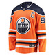 Breakaway (Home) McDavid - Men's Hockey Jersey - 1