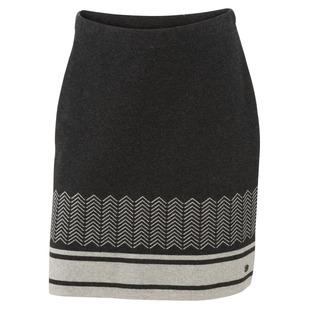 All Season - Jupe en tricot pour femme