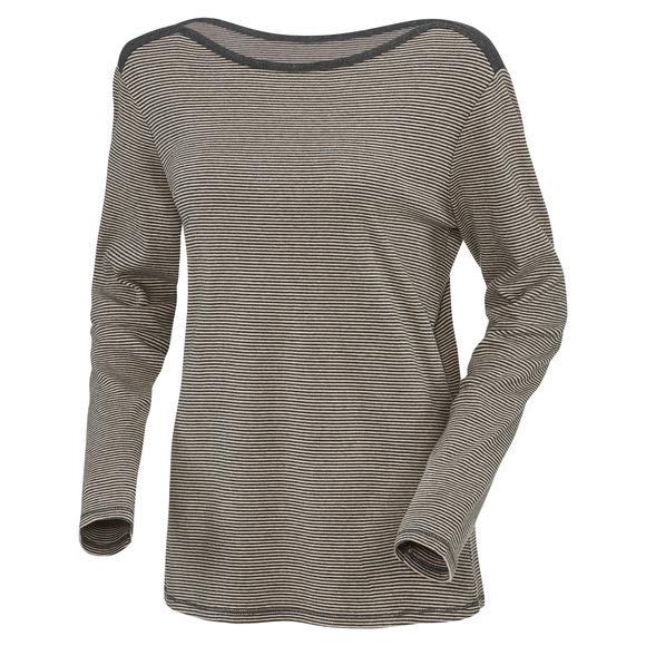 Kick Back - Women's Long-Sleeved Shirt