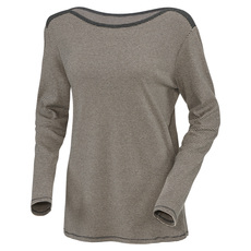 Kick Back - Women's Long-Sleeved Shirt