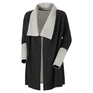 All Season - Women's Reversible Knit Cardigan