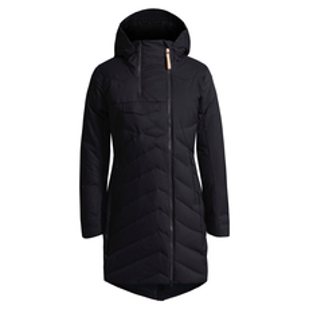 Ayaba - Women's Down Hooded Jacket