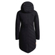 Ayaba - Women's Down Hooded Jacket   - 1