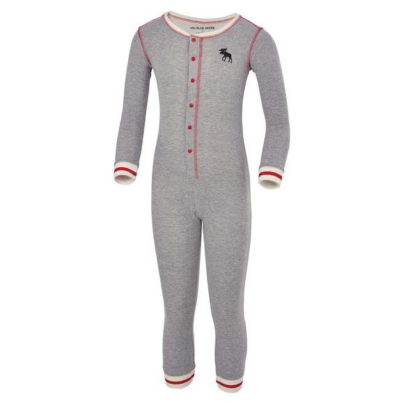 Union Suit - Kids' One Piece Pajamas