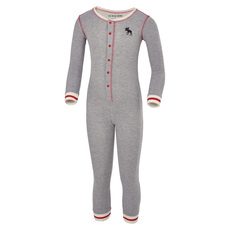 Union Suit - Kids' One Piece Pajamas