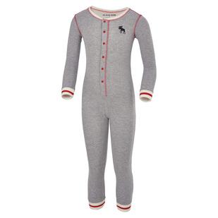 Union Suit - Pyjama une pièce pour enfant