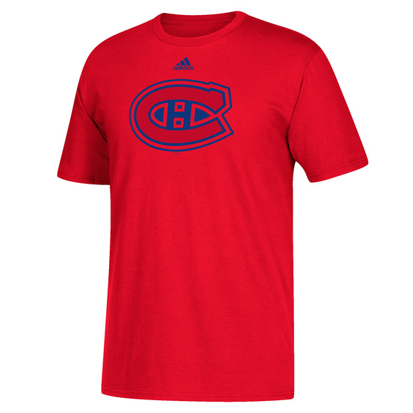 Crest - Men's T-Shirt - Montreal Canadiens