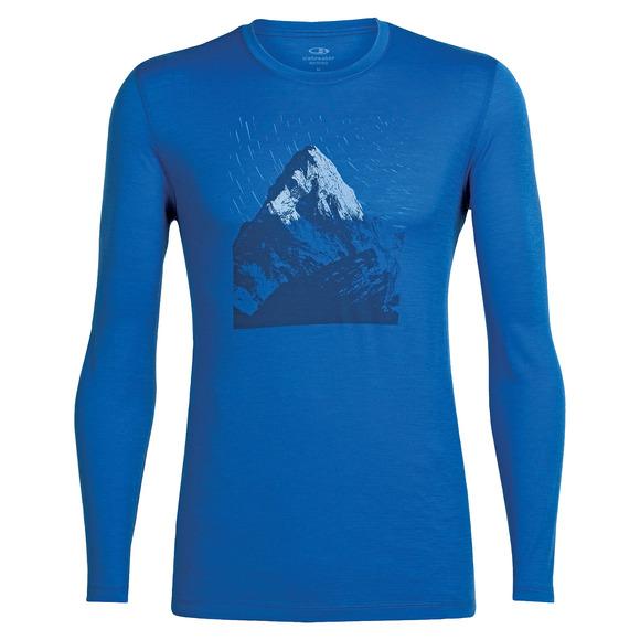 Everest Dawn - Men's Long-Sleeved Shirt