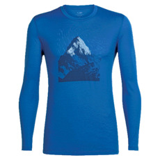 Everest Dawn - Men's Long-Sleeved Shirt