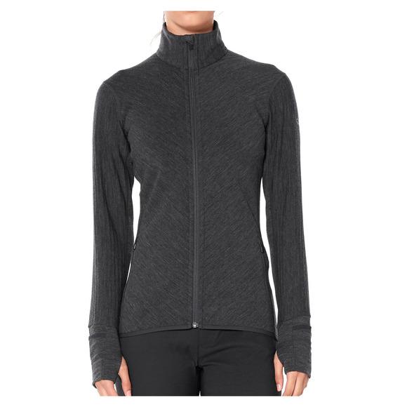 Descender - Women's Polar Fleece Full-Zip Jacket