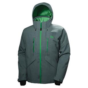 Juniper II - Men's Hooded Jacket