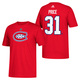 The Go To - T-shirt pour homme - Carey Price  - 0