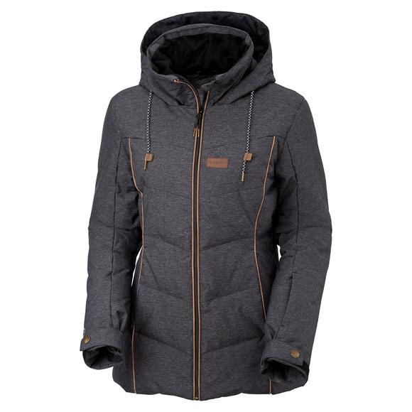 Fury - Women's Hooded Down Jacket