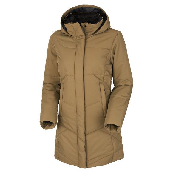 Skyler - Manteau d'hiver à capuchon pour femme